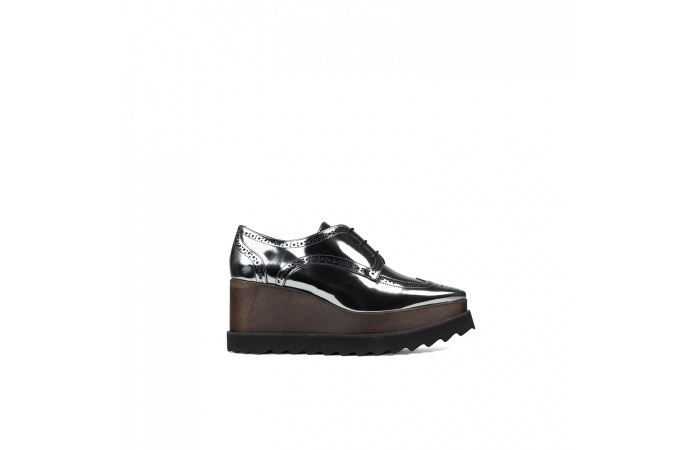 Zapato Woody Silver