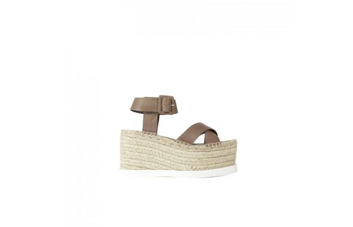 Dita Platform Sandal
