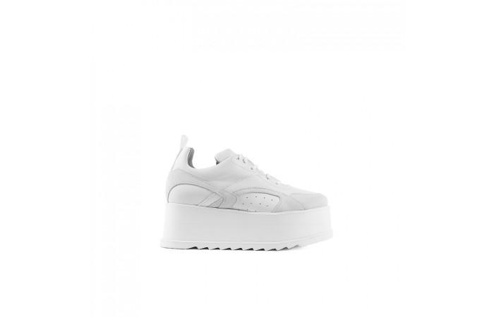 Sneaker Plataforma Zia Cordons