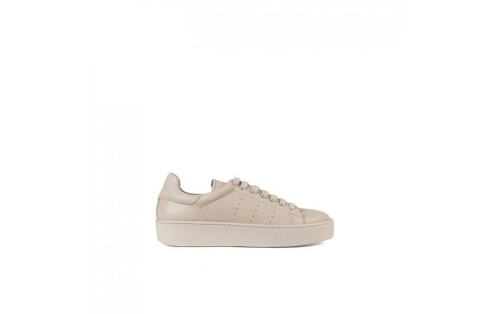 Sneaker Piel Rosa