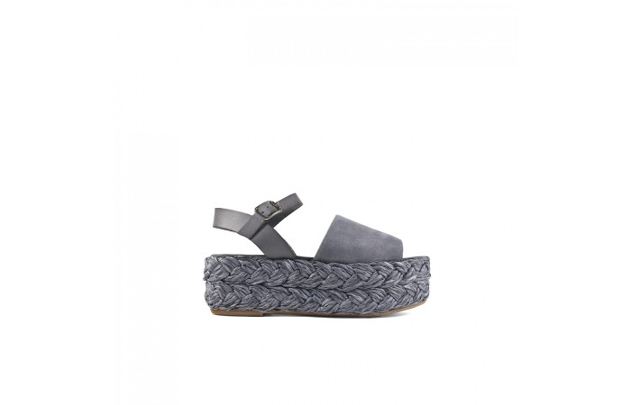 Sandalia Plataforma Vera