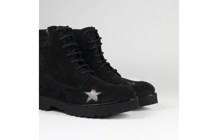 Star militar boots