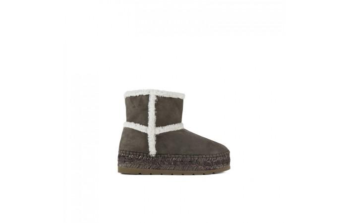 Taupe esparto Oslo boots