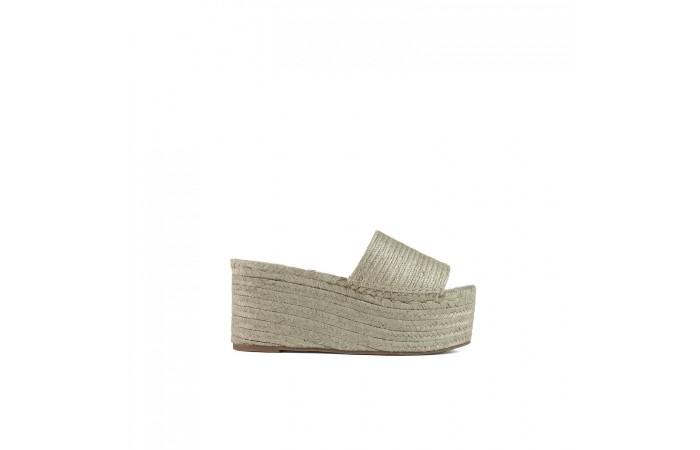 Natural Esparto Sandal
