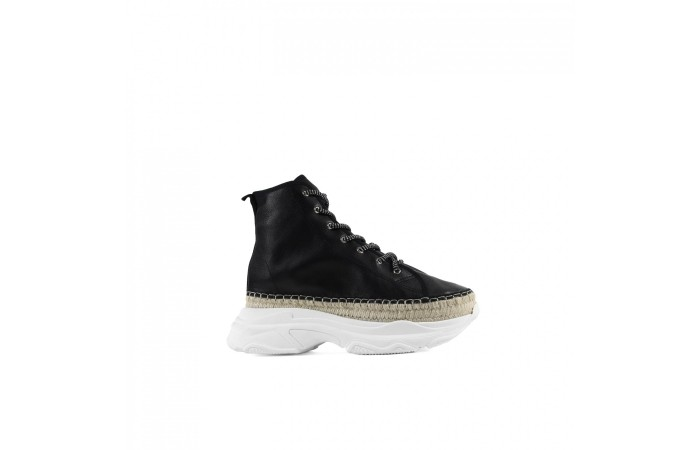 Sneaker botí plataforma...