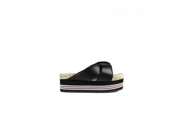 platform hana sandals