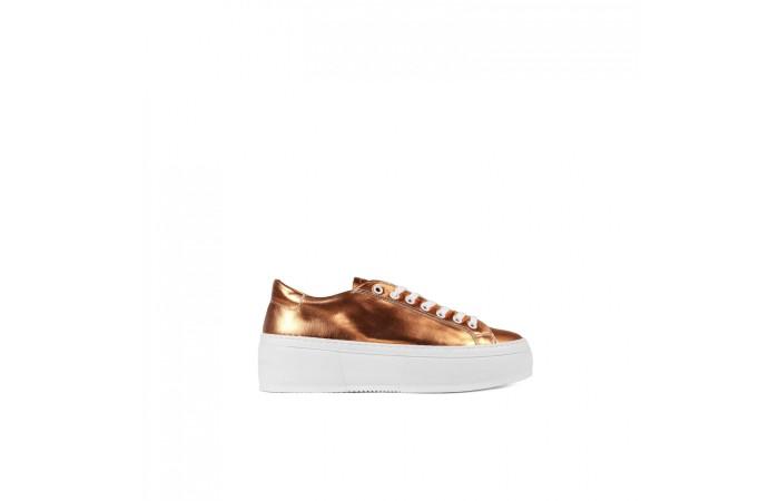 Sneaker Plataforma Morgan...