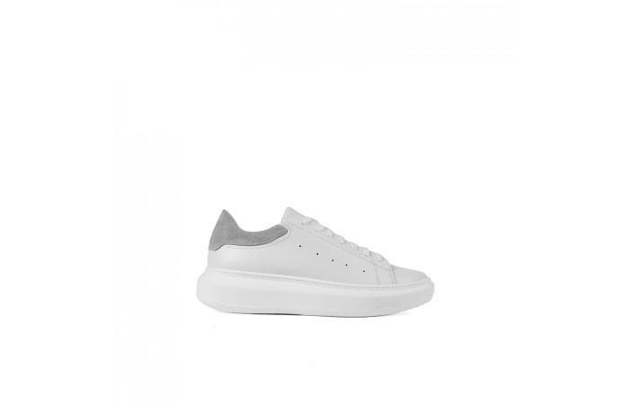 White Joyce sneaker