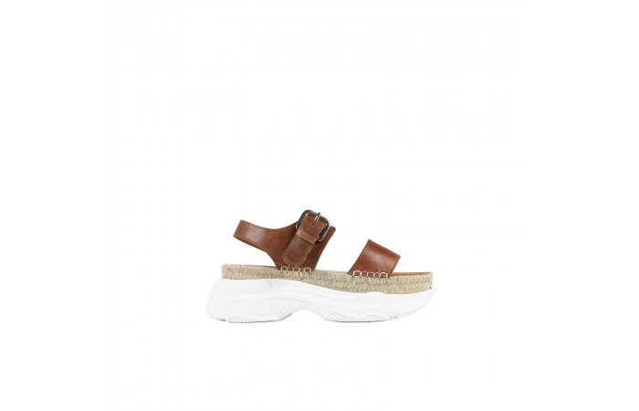 Yoko platform sandal
