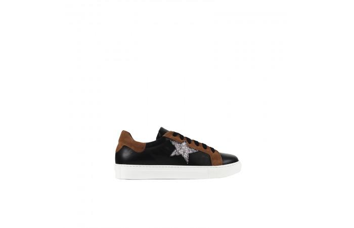 Bicolor star Sneaker