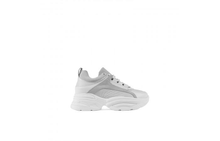 White Keyra Sneaker
