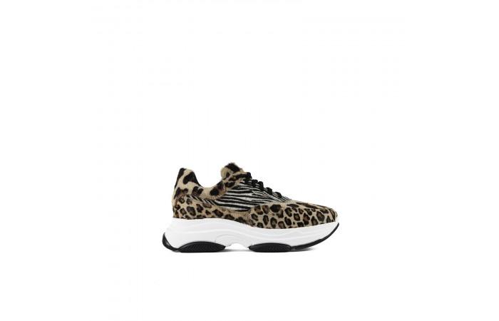 Sneaker yoko Animal Print