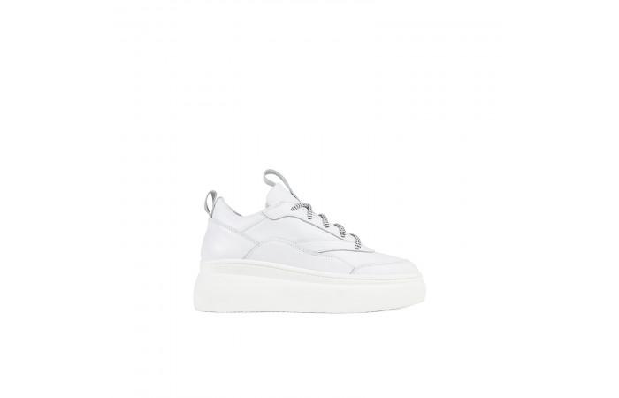 White platform XL Sneaker