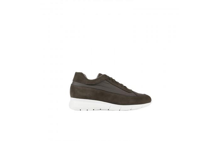 Sneaker Nicolle marrón