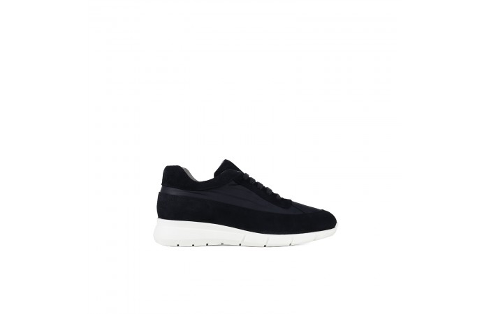 Dark blue Sneaker Nicolle XL