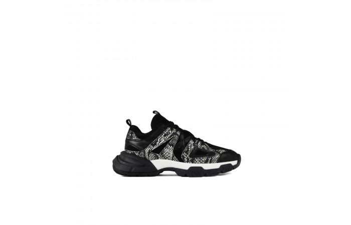 Sneaker Dina Animal Print