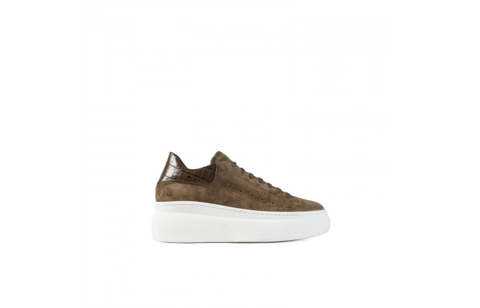 Sneaker Plataforma Nina Marró