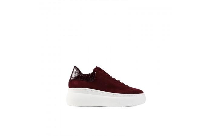 Garnet platform Nina Sneaker