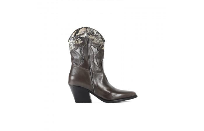 Animal Print Cowboy Boots