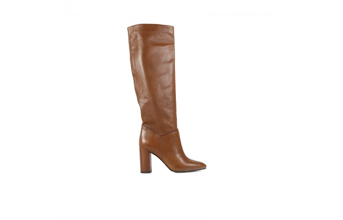 Brown high Ophelia boots