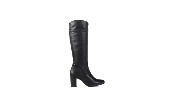 Black High Nasha Boot