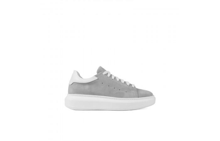 Sneaker Joyce Ante gris