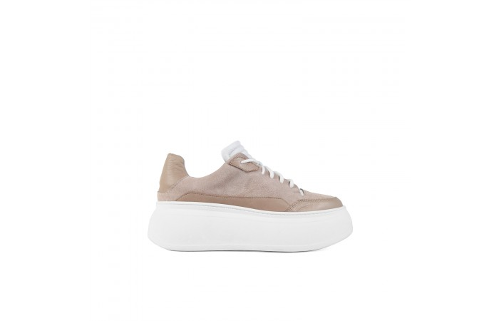 Pink platform XL Sneaker