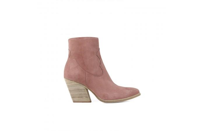 Botín Cowboy Pink