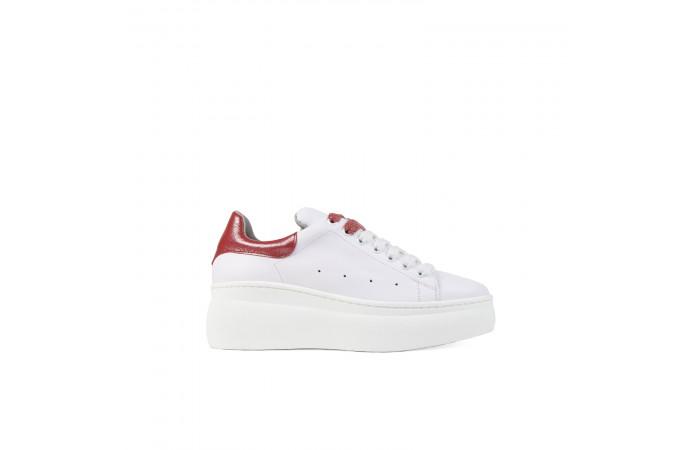 Sneaker Plataforma Nina Red