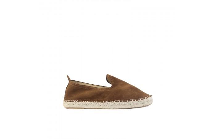 Brown Esparto Upas Shoes
