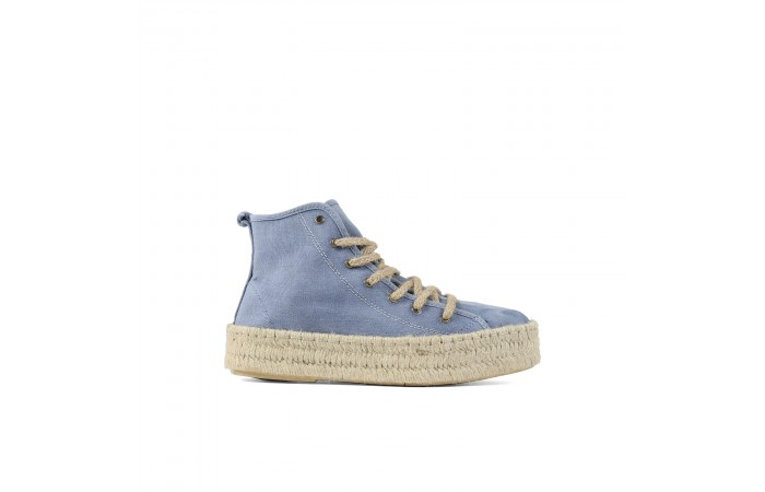 Sneaker Boot Lucca Blue...