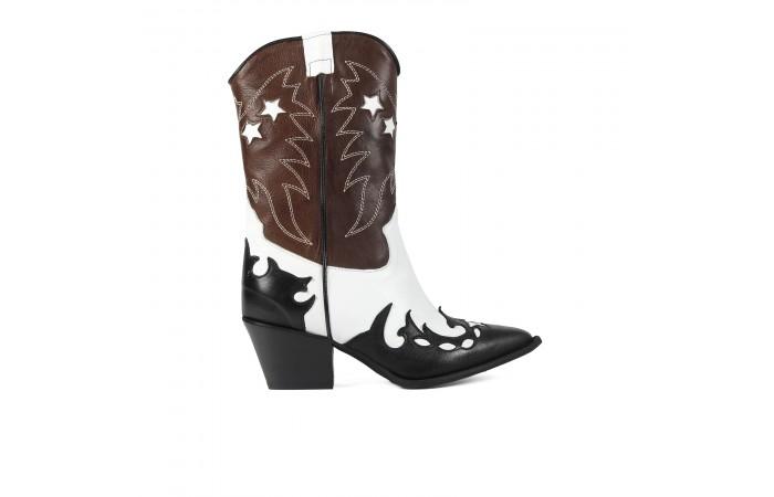 Dark Cowboy Yosemite Boots