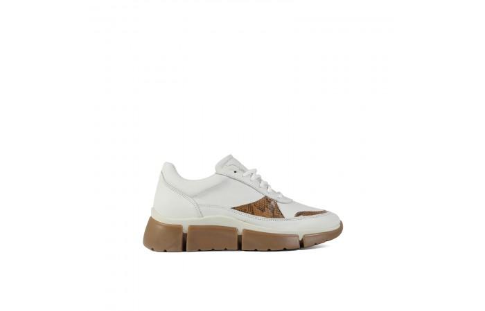 Sneaker Plataforma Jane...