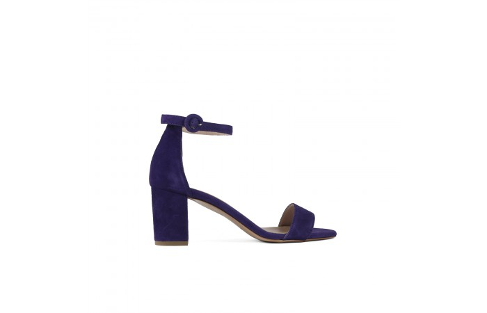 Violet midi Heeled Sandal
