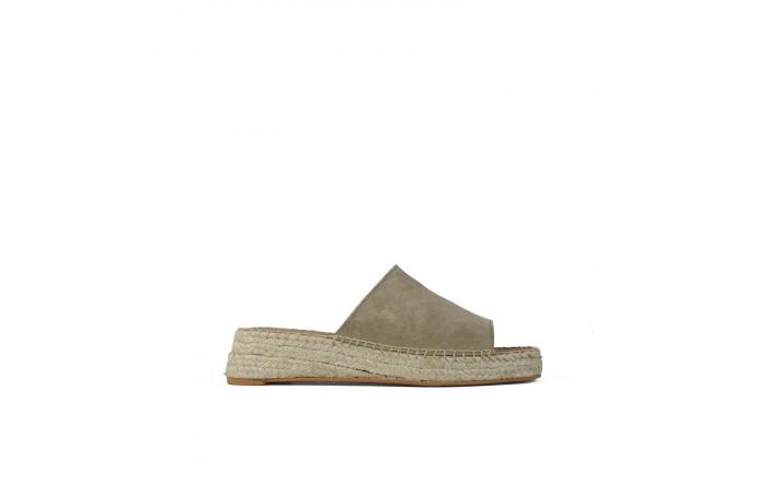 Sandalia plataforma Koa Topo