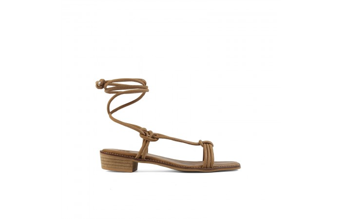 Camel Ropes Nora sandals