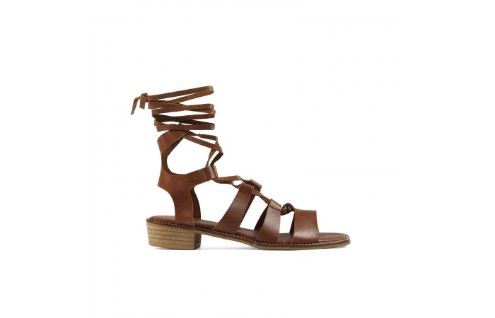 Leather ropes Nora Sandals