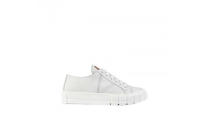 White Verona Sneaker
