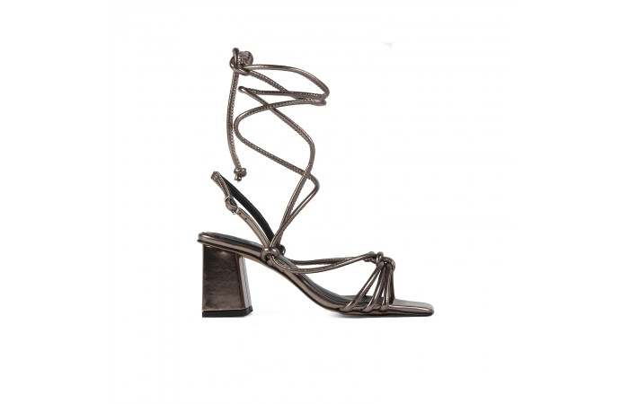 Bronze Sophie sandals