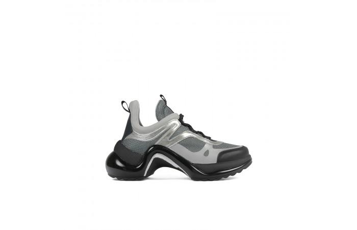 Gray Nami Sneaker