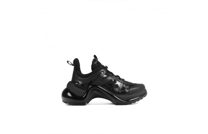Black Nami Sneaker