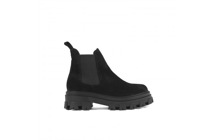 Track chelsea ankle boots