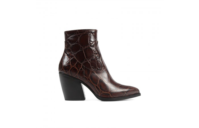 Coco cowboy ankle boots