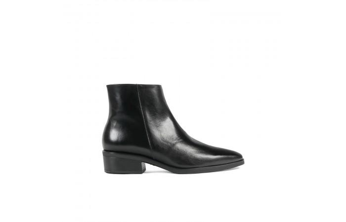 Black Vivian Ankle Boots
