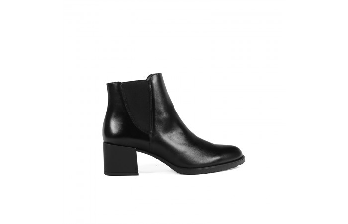 Black Brittany ankle boots