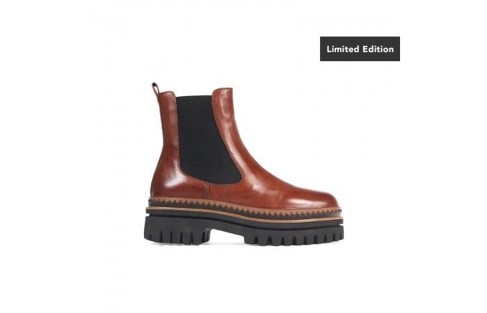 Platform Frankie Ankle Boots