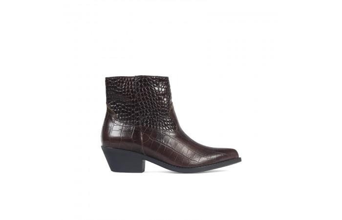Brown Cowboy Coco Boots