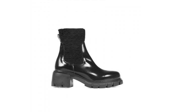 Gaby Platform Ankle Boots