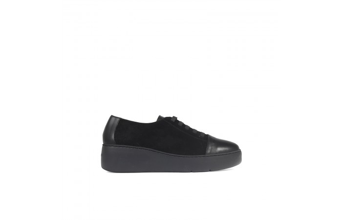Black Ivette Sneaker
