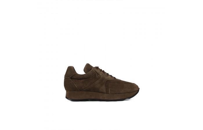 Brown Sneaker Gina